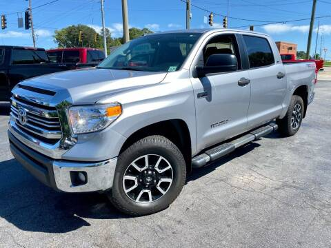2017 Toyota Tundra for sale at Lux Auto in Lawrenceville GA