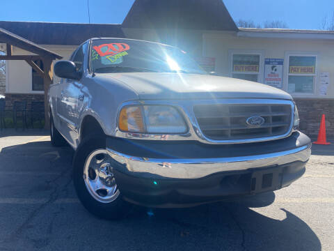 2003 Ford F-150 for sale at Hola Auto Sales Doraville in Doraville GA