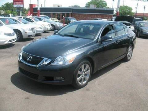 2010 Lexus GS 350 for sale at BANK AUTO SALES in Wayne MI