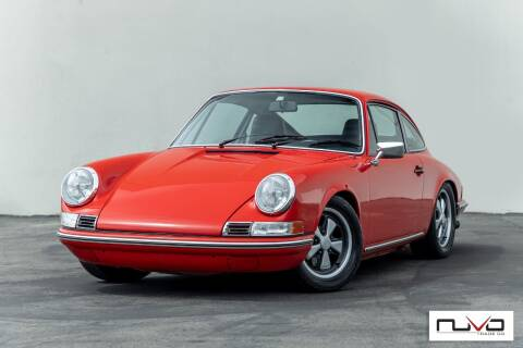 1976 Porsche 911 Carrera for sale at Nuvo Trade in Newport Beach CA