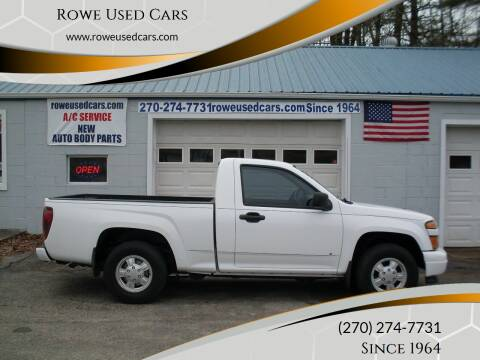 2006 Chevrolet Colorado for sale at Rowe Used Cars in Beaver Dam KY