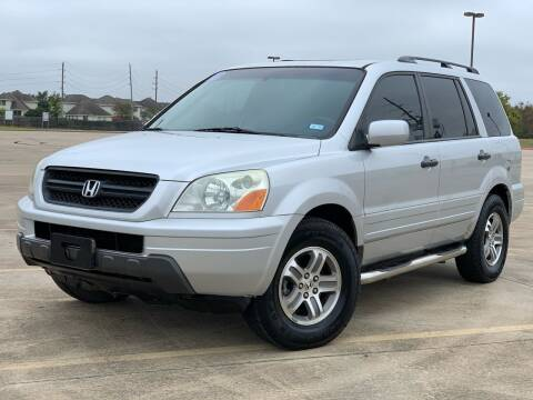 2005 Honda Pilot for sale at AUTO DIRECT Bellaire in Houston TX