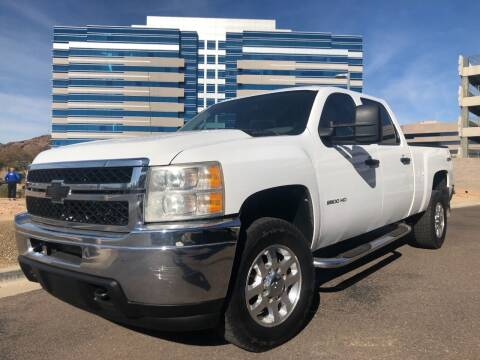 2011 Chevrolet Silverado 2500HD for sale at Day & Night Truck Sales in Tempe AZ