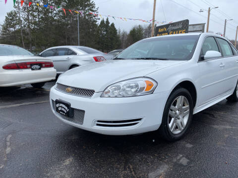 2014 Chevrolet Impala Limited for sale at Affordable Auto Sales in Webster WI