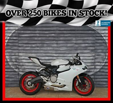 2015 Ducati 899 Panigale for sale at AZMotomania.com in Mesa AZ