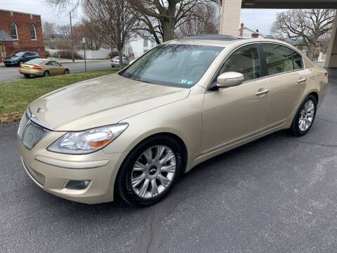 2010 Hyundai Genesis for sale at On The Circuit Cars & Trucks in York PA