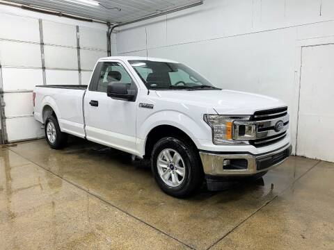 2019 Ford F-150 for sale at PARKWAY AUTO in Hudsonville MI