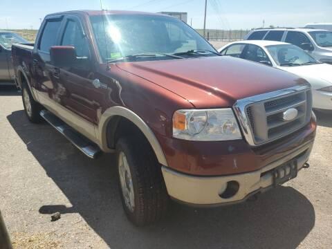 2007 Ford F-150 for sale at PYRAMID MOTORS - Pueblo Lot in Pueblo CO