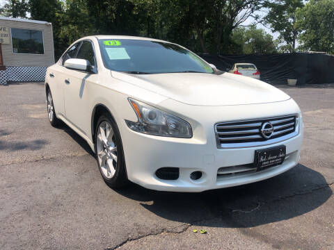 2013 Nissan Maxima for sale at PARK AVENUE AUTOS in Collingswood NJ