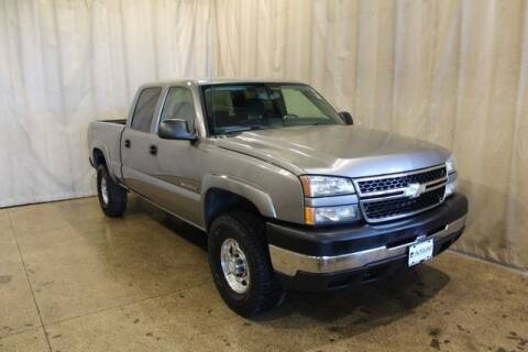 2007 Chevrolet Silverado 2500HD Classic for sale at Autoland Outlets Of Byron in Byron IL