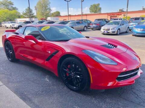 2015 Chevrolet Corvette for sale at Richardson Sales & Service in Highland IN