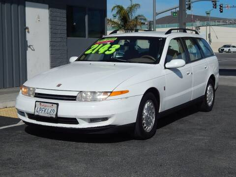 2000 Saturn L-Series for sale at Gilroy Motorsports in Gilroy CA