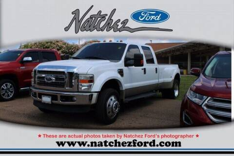 2008 Ford F-450 Super Duty for sale at Auto Group South - Natchez Ford Lincoln in Natchez MS