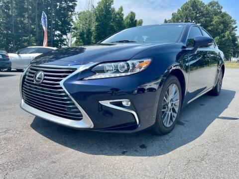 2018 Lexus ES 350 for sale at Airbase Auto Sales in Cabot AR