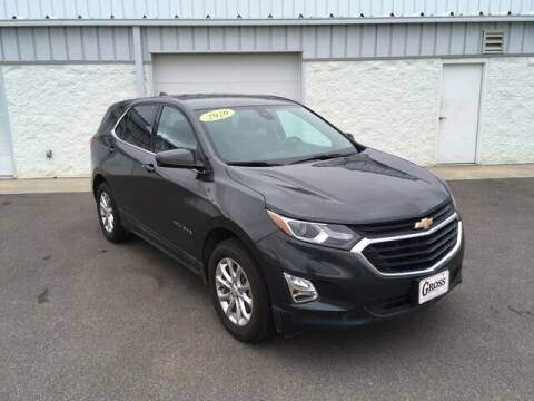 2020 Chevrolet Equinox for sale at Gross Motors of Marshfield in Marshfield WI