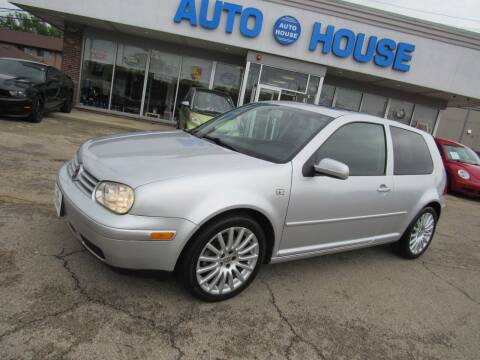 2005 Volkswagen GTI for sale at Auto House Motors in Downers Grove IL
