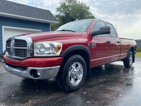 2008 Dodge Ram Pickup 3500 for sale at Erie Shores Car Connection in Ashtabula OH