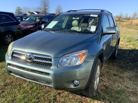 2006 Toyota RAV4 for sale at Auto Martt, LLC in Harrodsburg KY