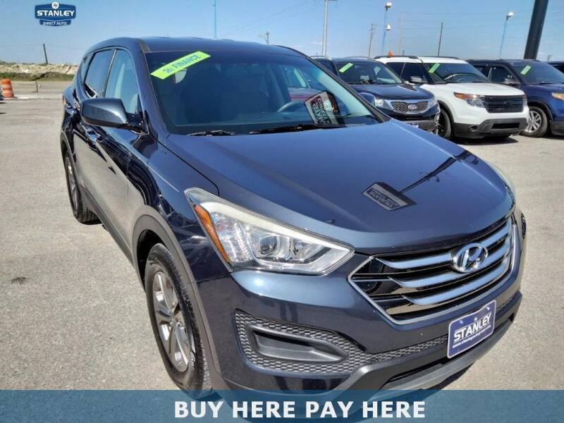 2015 Hyundai Santa Fe Sport for sale at Stanley Direct Auto in Mesquite TX