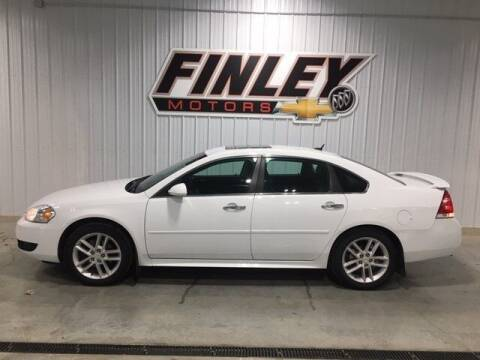 2013 Chevrolet Impala for sale at Finley Motors in Finley ND