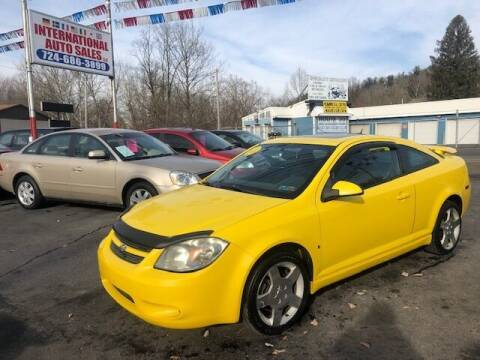 2008 Chevrolet Cobalt for sale at INTERNATIONAL AUTO SALES LLC in Latrobe PA