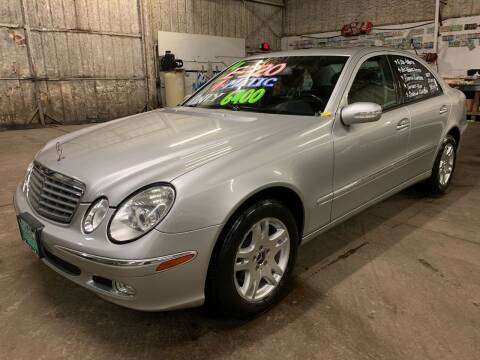 2004 Mercedes-Benz E-Class for sale at FREDDY'S BIG LOT in Delaware OH