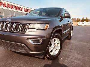 2017 Jeep Grand Cherokee for sale at Cj king of car loans/JJ's Best Auto Sales in Troy MI