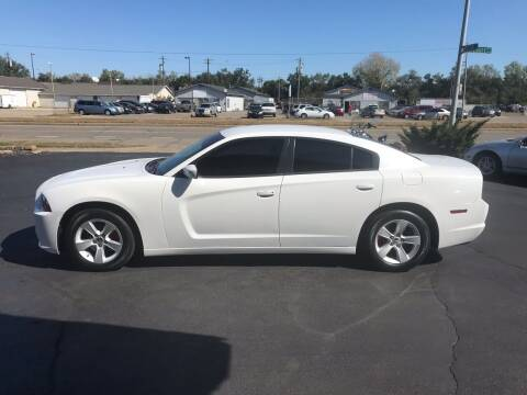 2014 Dodge Charger for sale at Clarks Auto Sales in Middletown OH