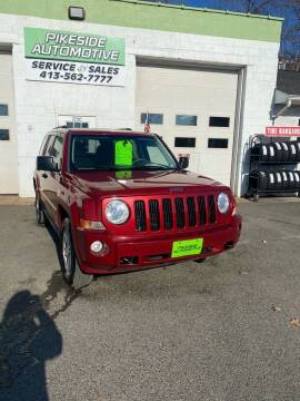 2009 Jeep Compass for sale at Pikeside Automotive in Westfield MA