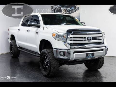 2015 Toyota Tundra for sale at Iconic Coach in San Diego CA