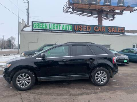 2008 Ford Edge for sale at Green Light Auto in Sioux Falls SD
