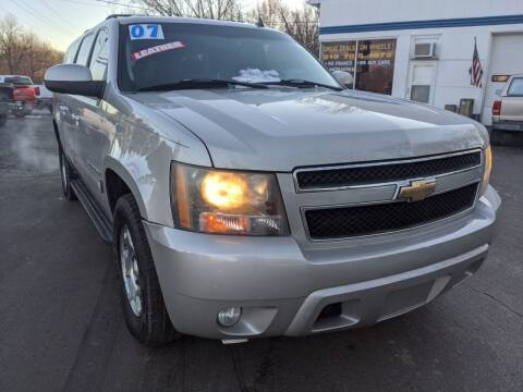 2007 Chevrolet Suburban for sale at GREAT DEALS ON WHEELS in Michigan City IN