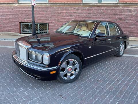 2001 Bentley Arnage for sale at Euroasian Auto Inc in Wichita KS