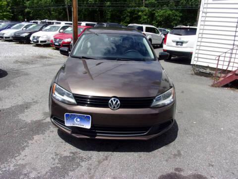 2011 Volkswagen Jetta for sale at Balic Autos Inc in Lanham MD