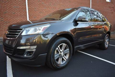 2015 Chevrolet Traverse for sale at Apex Car & Truck Sales in Apex NC