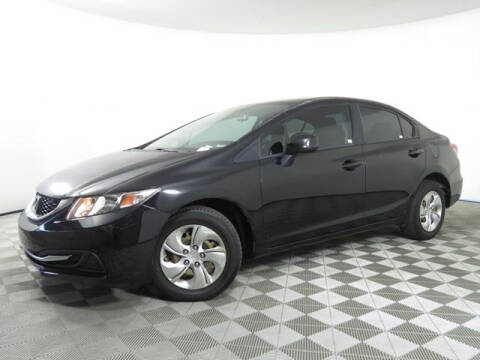 2013 Honda Civic for sale at Action Automotive Service LLC in Hudson NY