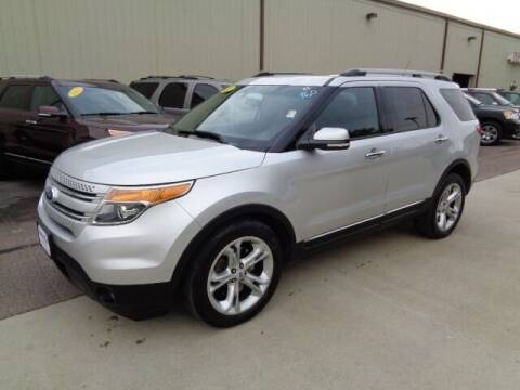 2013 Ford Explorer for sale at De Anda Auto Sales in Storm Lake IA