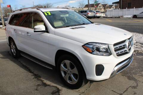 2017 Mercedes-Benz GLS for sale at LIBERTY AUTOLAND INC in Jamaica NY