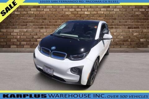 2014 BMW i3 for sale at Karplus Warehouse in Pacoima CA