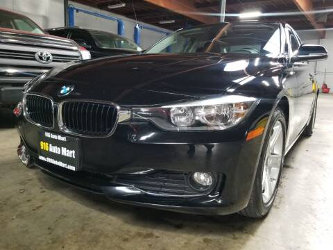 2015 BMW 3 Series for sale at 916 Auto Mart ONLY $399 DOWN!!!* in Sacramento CA