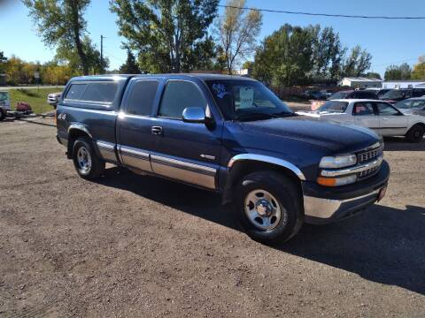 1999 Chevrolet Silverado 1500 for sale at Ron Lowman Motors Minot in Minot ND