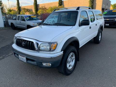 2002 Toyota Tacoma for sale at C. H. Auto Sales in Citrus Heights CA