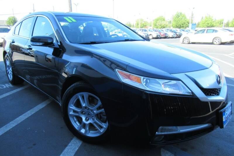 2011 Acura TL for sale at Choice Auto & Truck in Sacramento CA