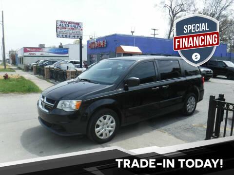 2016 Dodge Grand Caravan for sale at City Motors Auto Sale LLC in Redford MI