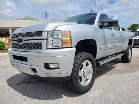 2012 Chevrolet Silverado 2500HD for sale at Gary's Auto Sales in Sneads Ferry NC