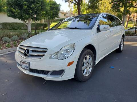 2007 Mercedes-Benz R-Class for sale at E MOTORCARS in Fullerton CA