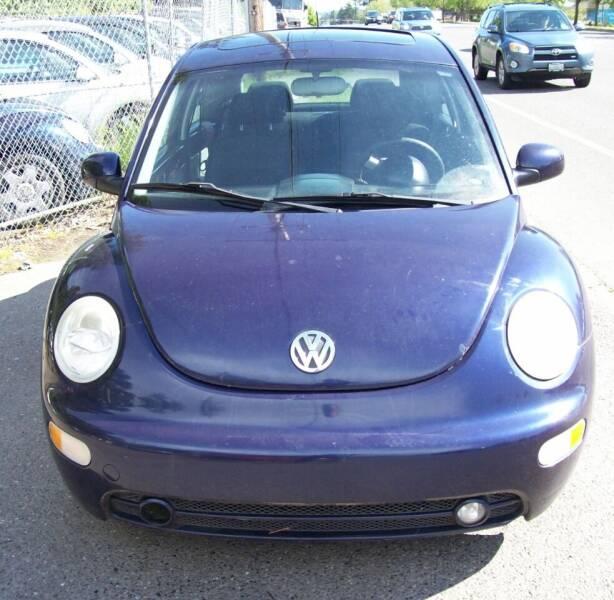 2002 Volkswagen New Beetle for sale at Main Street Motors in Bellingham WA