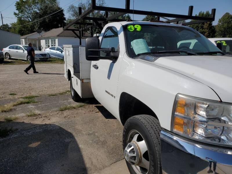 2009 Chevrolet Silverado 3500HD CC for sale at Buena Vista Auto Sales in Storm Lake IA