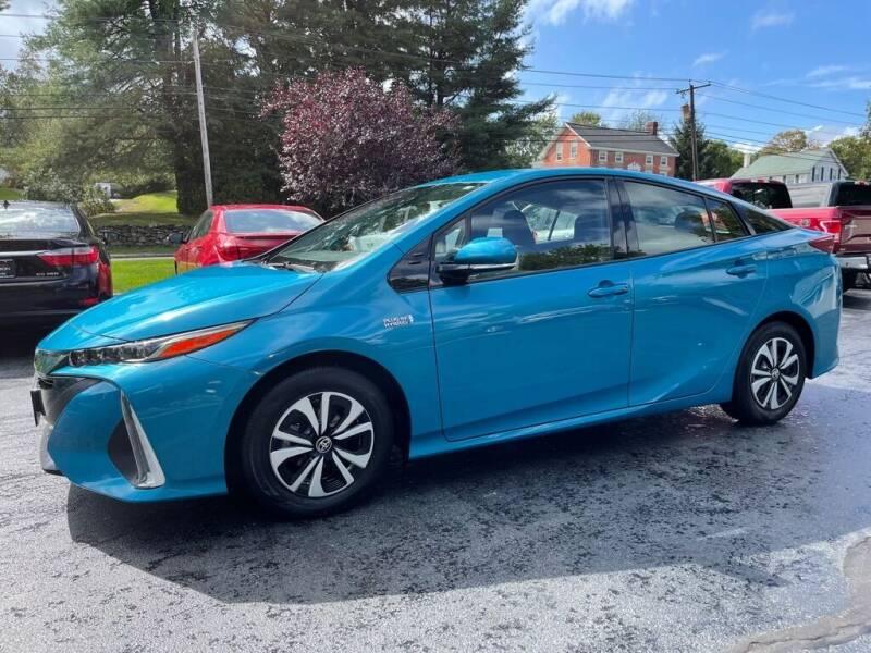 2018 Toyota Prius Prime for sale in North Grafton, MA