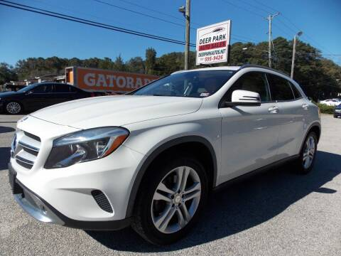 2015 Mercedes-Benz GLA for sale at Deer Park Auto Sales Corp in Newport News VA